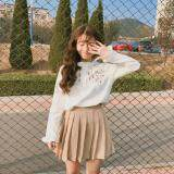 (Pre Order ETA 14/2) JYS Fashion: Korean Style Top / Blouse Collection 85  1106-White