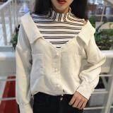 (Pre Order ETA 14/2) JYS Fashion: Korean Style Top / Blouse Collection 85  3560-White