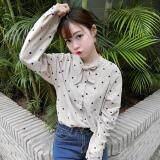 (Pre Order ETA 14/2) JYS Fashion: Korean Style Top / Blouse Collection 85  5394-Khakis