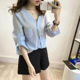 (Pre Order ETA 14/2) JYS Fashion: Korean Style Top / Blouse Collection 85  5425-Light Blue
