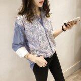 (Pre Order ETA 14/2) JYS Fashion: Korean Style Top / Blouse Collection 85  90016-Blue