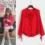 (Pre Order ETA 14/2) JYS Fashion: Korean Style Top / Dress Collection 76 5402-Red