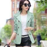 (Pre Order ETA 14/2) JYS Fashion: Korean Style Windbreaker Collection 88  1361-Lake Blue