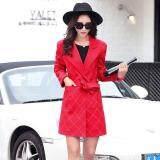 (Pre Order ETA 14/2) JYS Fashion: Korean Style Windbreaker Collection 88  2576-Red