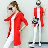 (Pre Order ETA 14/2) JYS Fashion: Korean Style Windbreaker Collection 88  3911-Red