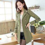 (Pre Order ETA 14/2) JYS Fashion: Korean Style Windbreaker Collection 88  6677-Soldier Green