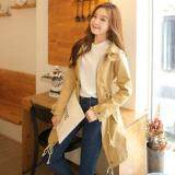 (Pre Order ETA 14/2) JYS Fashion: Korean Style Windbreaker Collection 88  7549-Beige