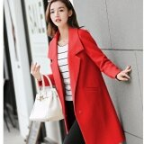 (Pre Order ETA 14/2) JYS Fashion Korean Style Women Winter Jacket and Winter Coat Collection 185-6127-Red
