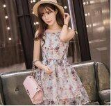 JYS Fashion: Premium Lace Organza Midi Dress Collection 10  289-Secret Garden Pattern