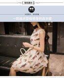JYS Fashion: Premium Lace Organza Midi Dress Collection 10  310-Woodpecker Pattern