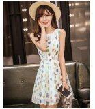 JYS Fashion: Premium Lace Organza Midi Dress Collection 10  308-Stone Pattern