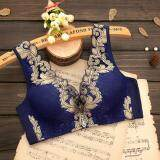 JYS Fashion: Shirt Bra Collection 27 372-Dark Blue