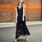 JYS Fashion: Stylish Midi Dress Collection 13  2289- Black
