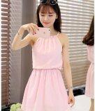 JYS Fashion: Stylish Midi Dress Collection 13  5216- Pink