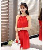 JYS Fashion: Stylish Midi Dress Collection 13  5216- Red