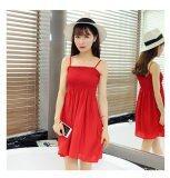 JYS Fashion: Stylish Midi Dress Collection 13  5993- Red