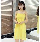 JYS Fashion: Stylish Midi Dress Collection 13  5993- Yellow