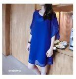 JYS Fashion: Stylish Midi Dress Collection 13  5020- Blue