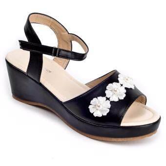 Kasut U Ginna 705-02259 Children Girl Shoe (Kasut Budak Perempuan) / Wedge