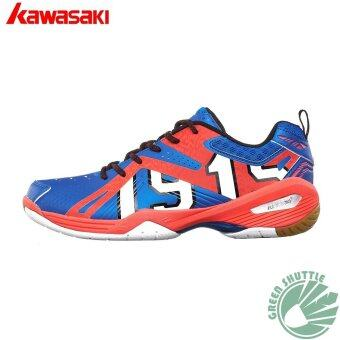 Harga Kawasaki Badminton shoes K-515 Red Badminton Sneaker