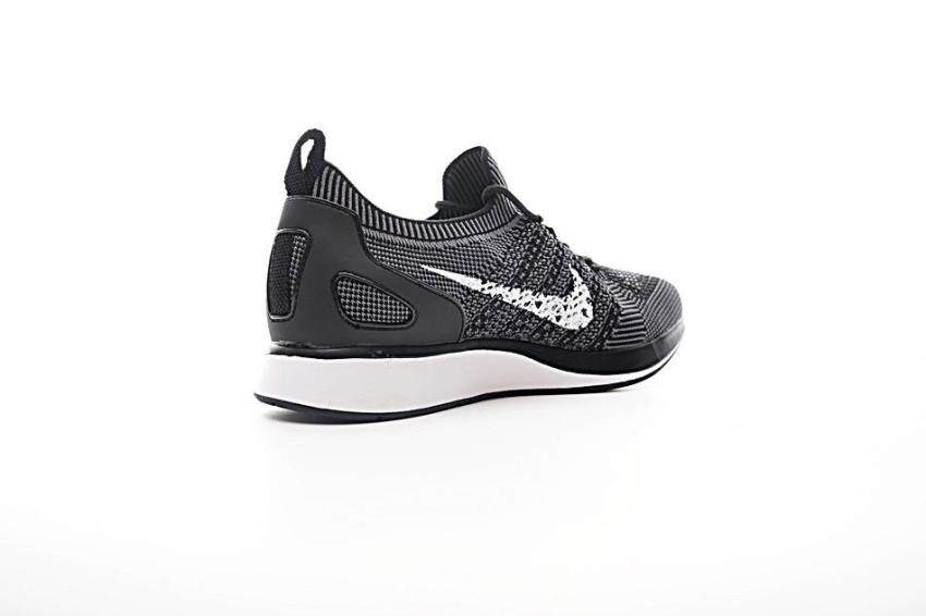 ... Men s Nike Air Zoom Mariah Flyknit Racer Running Shoes (Grey White) ... 9eb3a9f202