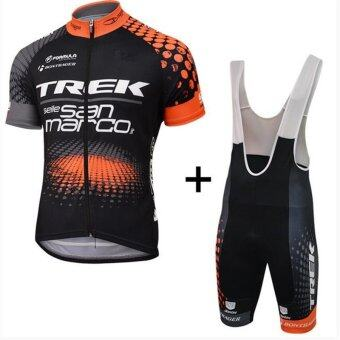 Pro Breathable Quick-Dry Black Cycling Clothing Bike Wear Racing Clothes Bicycle Jacket Polyester Shirt