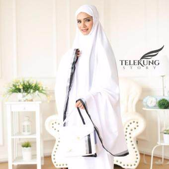 TELEKUNG STORY Ayra Collection (White)