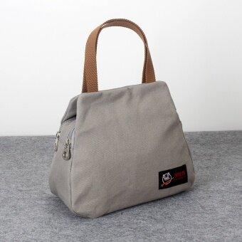 The new literary small fresh summer fashion bag canvas bag ladies handbag handbag bag cloth cotton