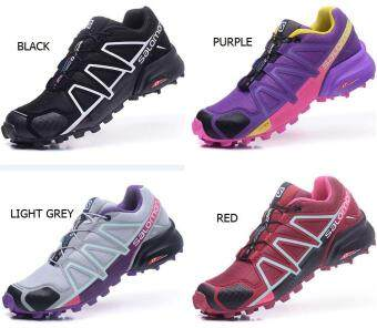 Timed Promotions Authentic SALOMON Speedcross 4 Shoes Running and Hiking Sneakers Cross 4 Women's Size 36