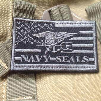 Review 3d Usa Tactical National Flag Embroidered Morale
