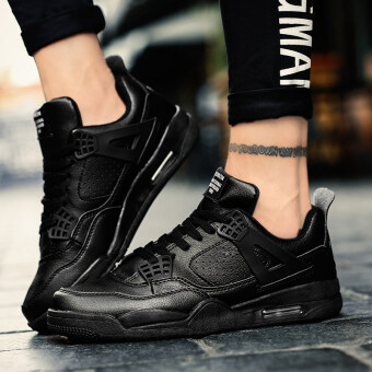 032f5b04e2 YUZI Spring New High Quality Men Shoes Breathable Fashion Plate Shoes  Autumn Superstar Shoes Men Thick