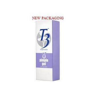 T3 Pimple Gel 15g