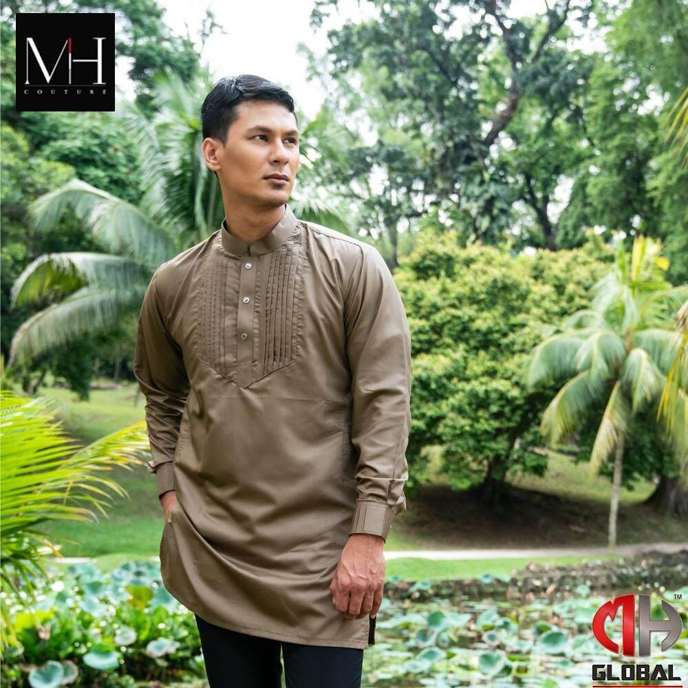 MH Couture Kurta Tetrex Toray (Cedar) baju melayu kurta malaysia
