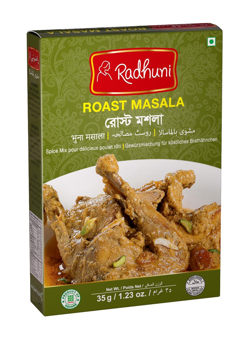 Radhuni Roast Masala - 35gm