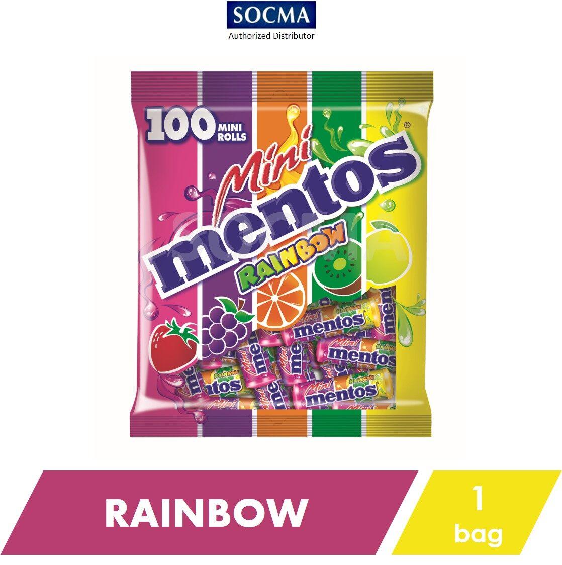 Mentos Mini Rainbow [1]