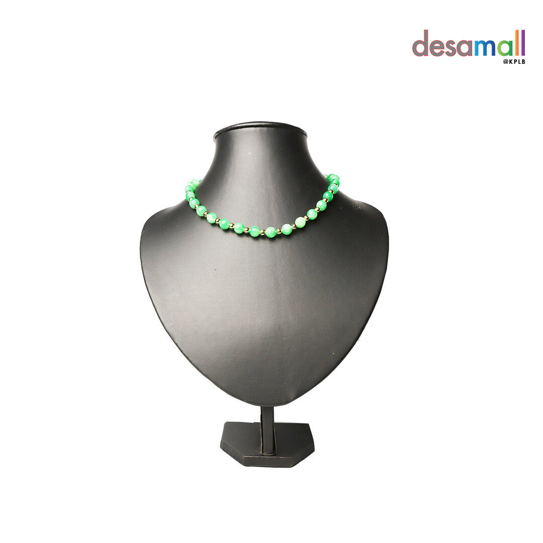 The Green Lantern Necklace