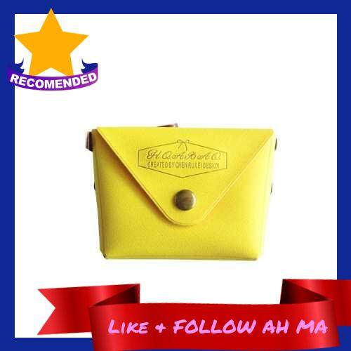 Best Selling irl Lovely Pinky Color Key Bag (Yellow)