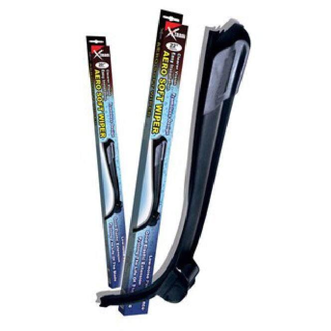 "Xteam Car Accessories Aero Soft Wiper-12"" 14"" 16"" 17"" 18"" 19"" 20"" 21"" 22"" 24"""