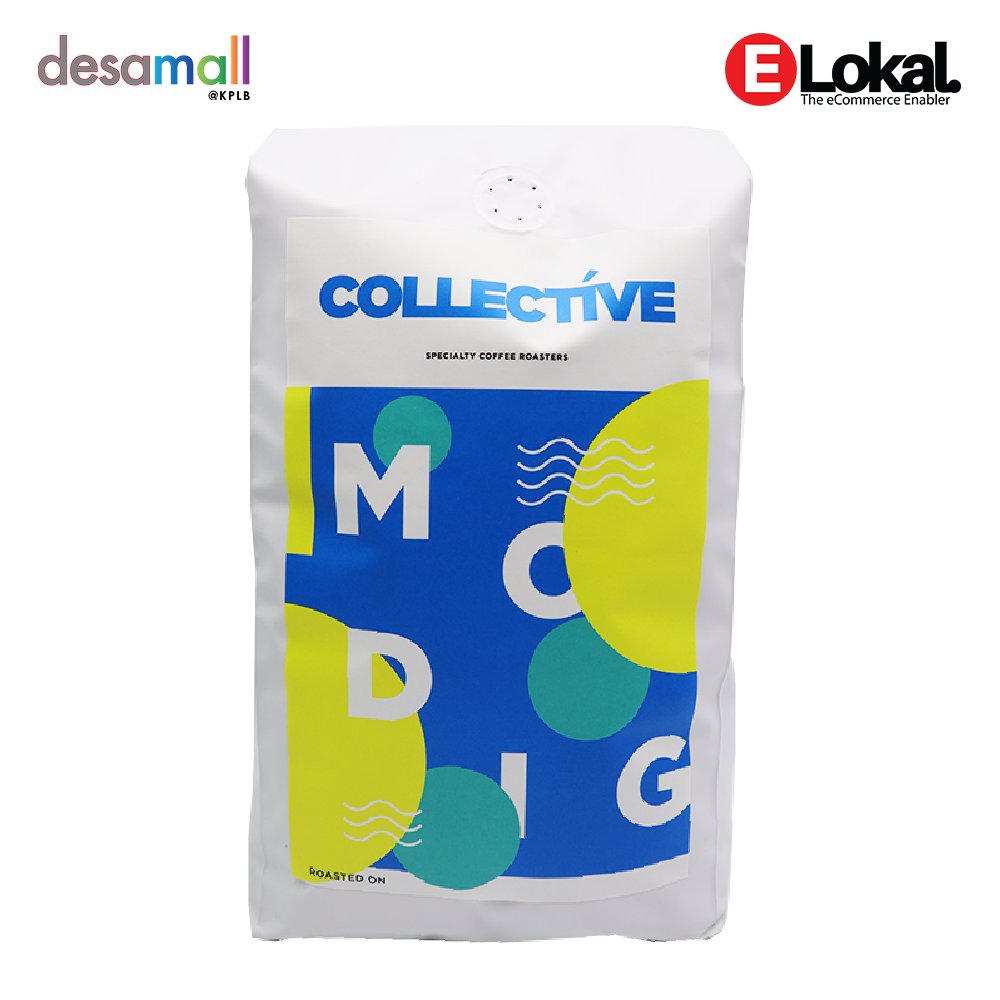 COFFEE COLLECTIVE Modig Blend (1kg) - Jenis Kisaran : Serdahana