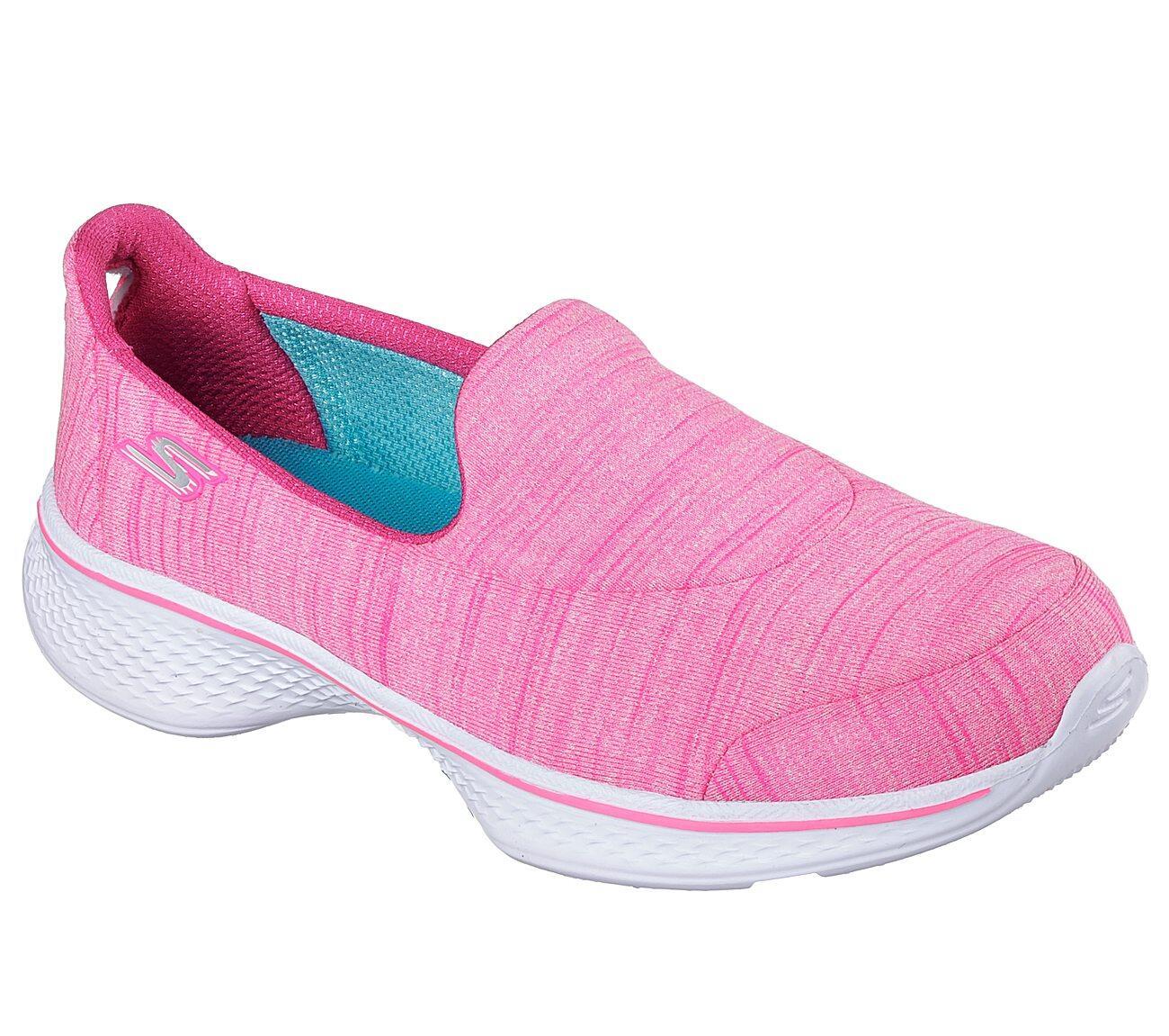 Skechers Girl GO WALK 4 SKECHERS GIRLS - 81122L-PNK