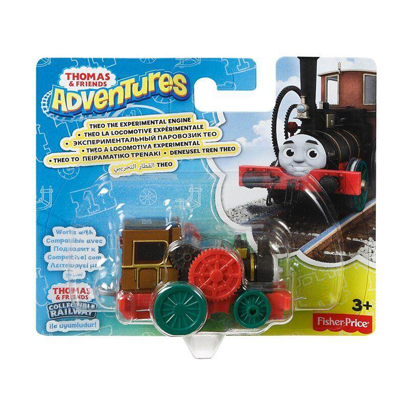 [THOMAS & FRIENDS] Adventures Small Engine - Theo (3 years+) toys for girls
