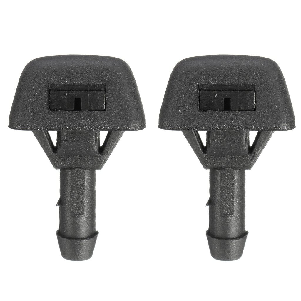 Wash & Wax - 2x Professional Parts Windshield Washer Nozzle Spray Jet For Volvo XC S40 S80 - Car Care