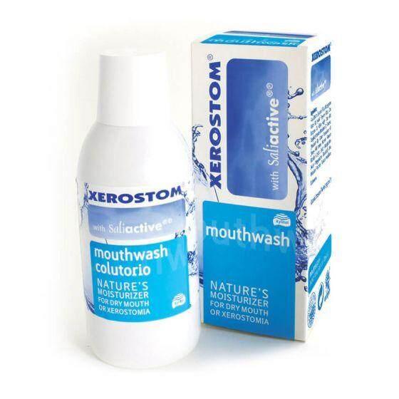 XEROSTOM MOUTHWASH 250ML