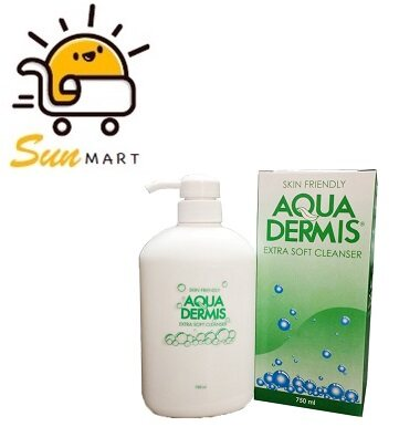 Aqua Dermis Extra Soft Cleanser (750ml)