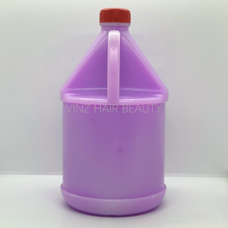 Gallon Purple Lavender Hair Conditioner Salon Pack 3000ml