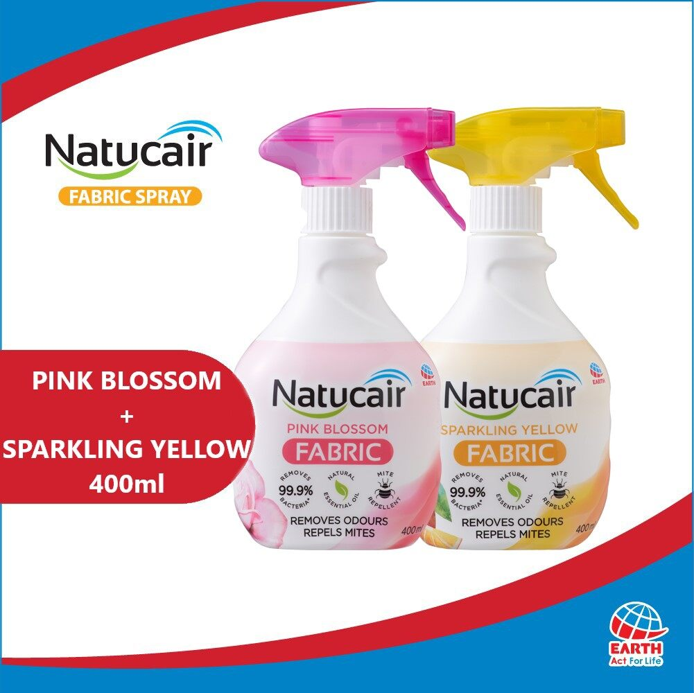 Natucair Fabric Spray Assorted Variants [Bundle of 2]EHB000001b