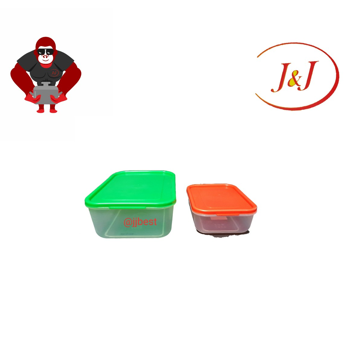 NCI Rectangle Food Container
