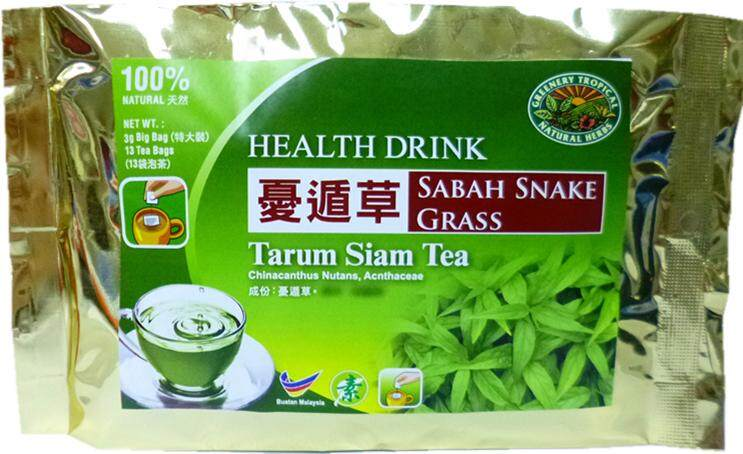 Sabah Snake Grass Herbal TeaNourish Kidney & Anti-Cancer