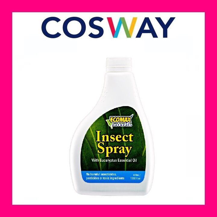 [Ready stock] COSWAY Ecomax Naturals Insect Spray
