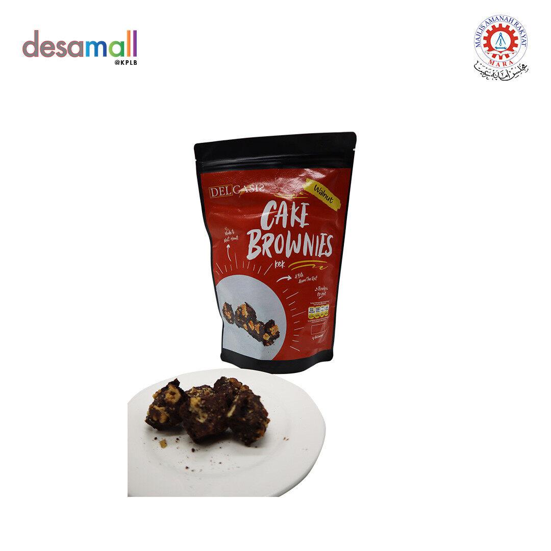 DECALSIS Cake Brownies - Walnut (300g)